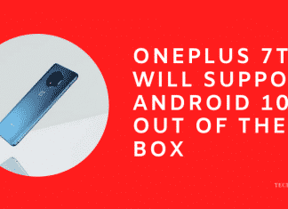 OnePlus 7T Will Support Android 10 Out of the Box