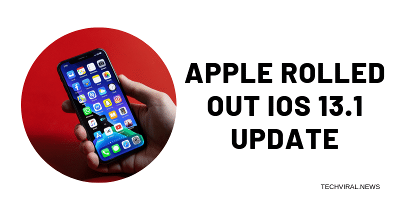 Apple iOS 13 Security Flaw