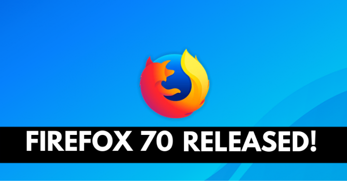 Firefox 70 will Warn Users if their Passwords have been Breached
