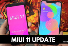 MIUI 11 Update Will Start Rolling Out From October 16