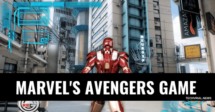 Marvel's Avengers Game Announced - Here's the Trailer