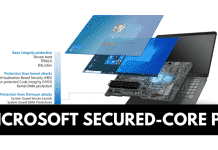 Microsoft Secured-Core PC to Protect against Firmware Attacks