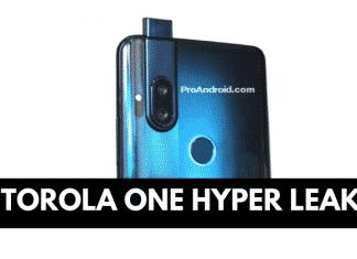 Motorola One Hyper Leaked: Motorola's Next Flagship Model!