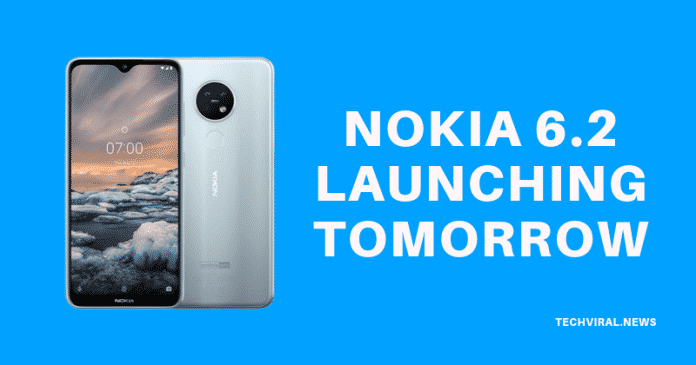 Nokia 6.2 Is Launching In India Tomorrow - Here are its Specifications