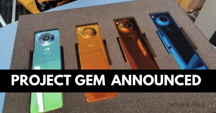 Essential announces Project Gem Smartphone