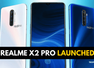 Realme X2 Pro launched