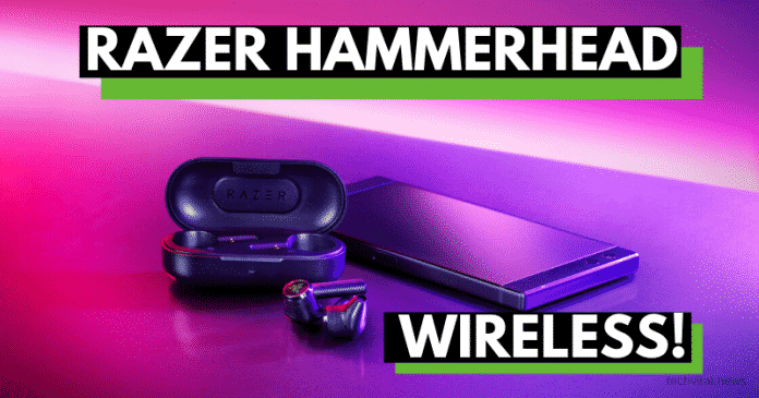 Razer Hammerhead True Wireless earbuds Launched!