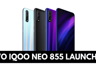 Vivo iQOO Neo 855 Launches: Here are the specs