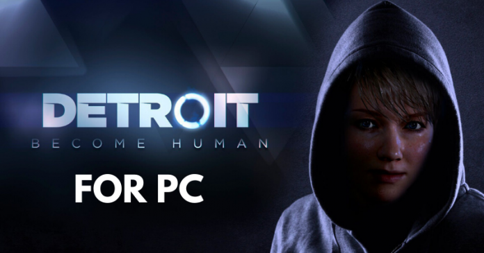 Detroit: Become Human comes to PC on December 12