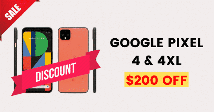 Black Friday Sale 2019: Get Google Pixel 4 & 4 XL at a huge discount