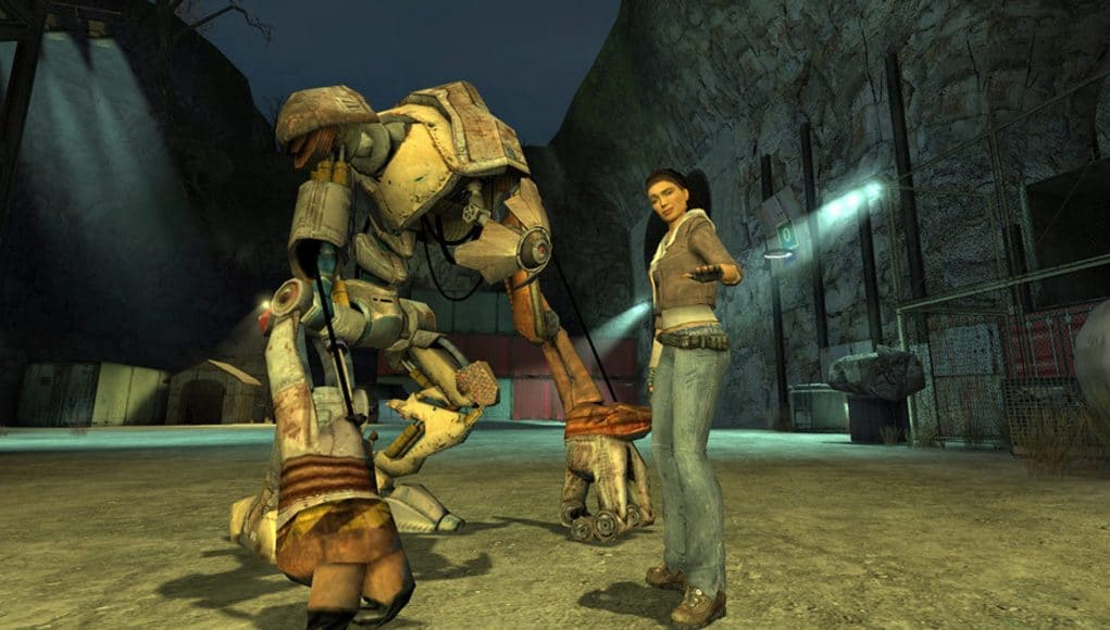 Rumours are swirling about a new Half-Life title