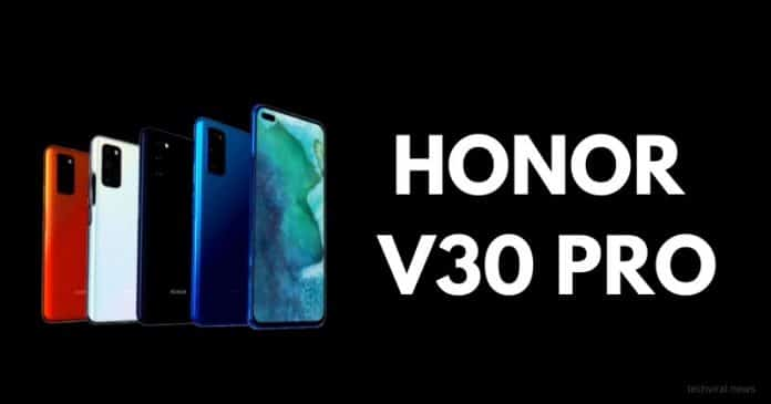 Huawei Honor V30 and V30 Pro Launched with 5G Support