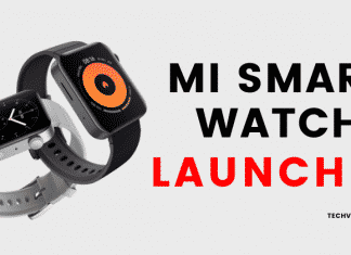 Xiaomi Mi Watch Launched at Rs 13000 - Here's What You Need To Know