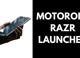 Moto Razr 2019 Launched: Here are the Specs!