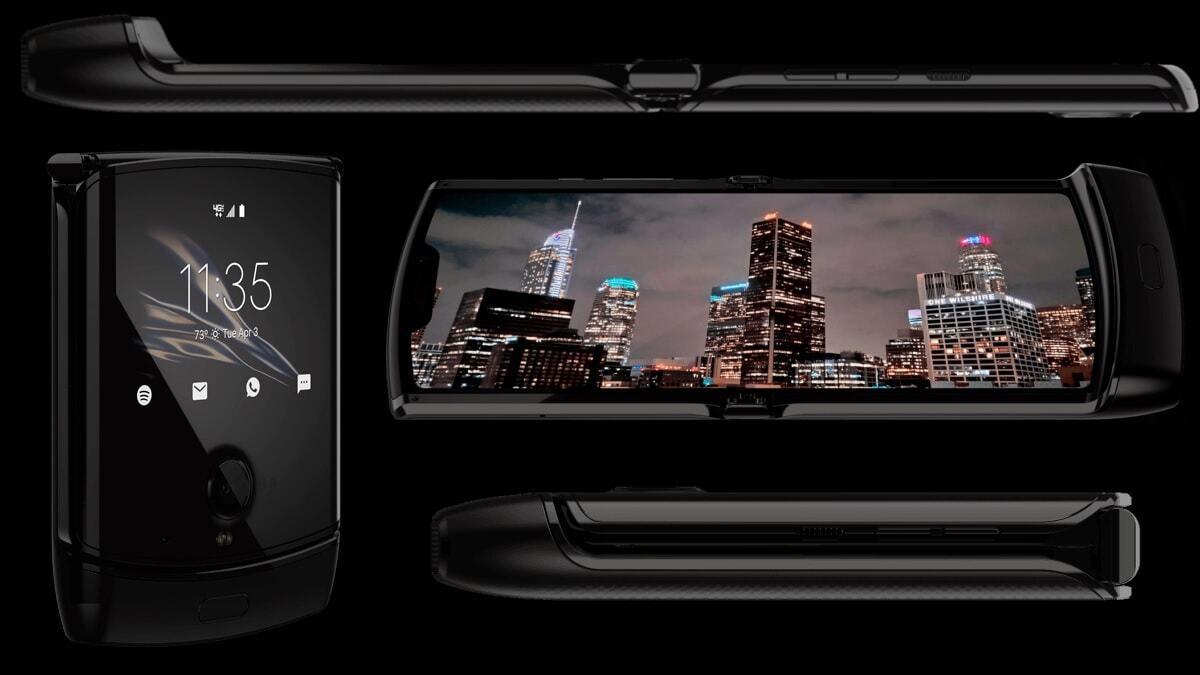 Motorola RAZR 2019 Appears in More Promo Shots