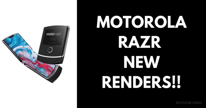 New Renders of Motorola RAZR Appear on Weibo!!