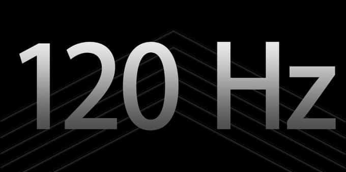 One Plus 8 Pro 120Hz Display