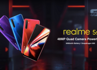 Realme 5s with 48MP Camera Launched: Here is What We Know