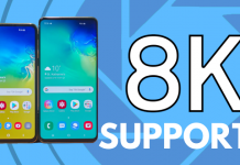 Samsung Camera app hints at 8K Video Recording for Samsung Galaxy S11