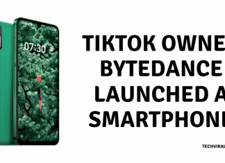 TikTok Owner ByteDance Launched Its First Flagship Smartphone