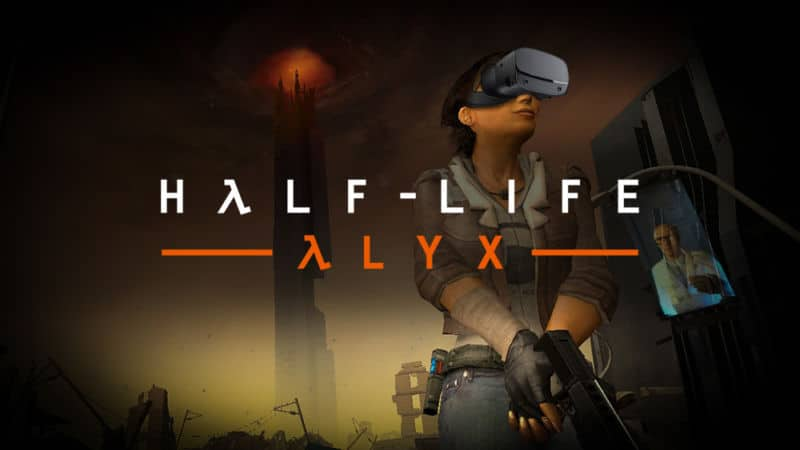 Valve Confirms Half-Life: Alyx On Twitter