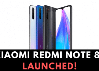 Xiaomi Redmi Note 8T Launched: Here are the Specs
