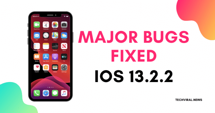 Apple Rolled Out Crucial iOS 13.2.2 Update