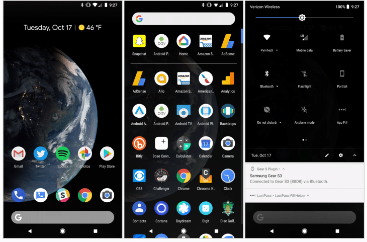 Google Bringing Time Based Dark Mode on Android 11