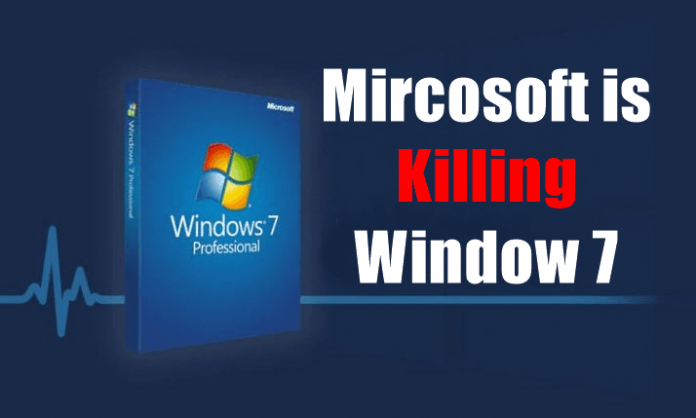 Microsoft is Killing Windows 7, What If You are Still Using it