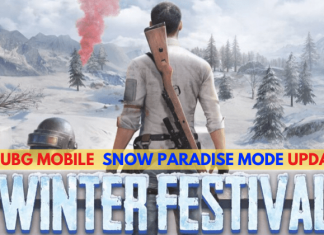 PUBG Mobile Snow Paradise Mode_ What is New_ (1)