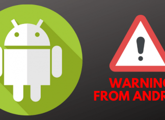 Warning From Android: Delete these apps or Pay the Price