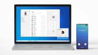 YourPhone App on Windows 10 Now Lets Users Make Phone Calls From Their PC