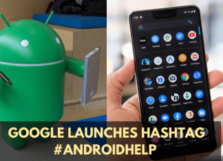 Google Launches #AndroidHelp On Twitter To Assist