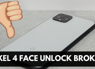 Google Pixel 4 Face Unlock Is Broken, Reported By The Users!