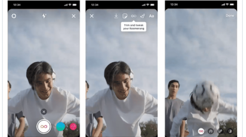 Instagram Update: New Features SloMo, Echo, and Duo Filters for Boomerang