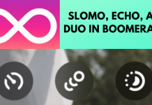 Instagram Update: New Features SloMo, Echo, and Duo Filters for BoomerangInstagram Update: New Features SloMo, Echo, and Duo Filters for Boomerang