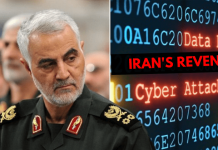 Iran's 'Revenge' Over Qassem Soleimani To Include Cyberattacks