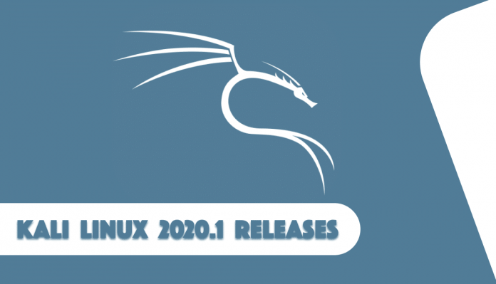Kali Linux 2020.1 Released With New Tools, NetHunter Rootless Edition