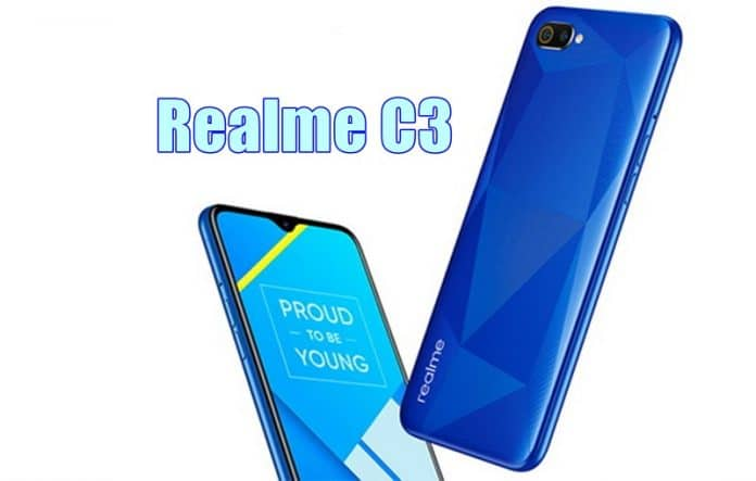 Realme C3 Spotted On FCC Listing Followed By Some Specs