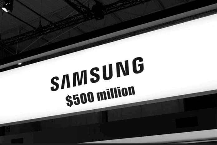 Samsung Invests In Mobile Display Plant In India