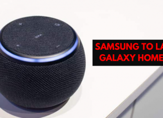 Samsung to launch its Galaxy Home Mini smart speaker Soon