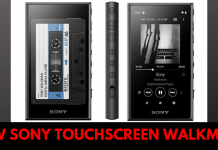 Sony Launches New Sony Touchscreen Walkman With Android 9!