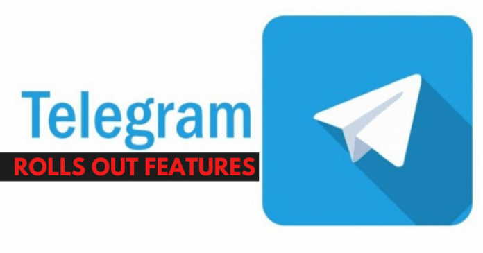 Telegram Rolls Out New Update Check Details Here