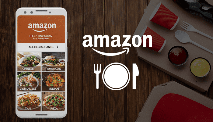 Amazon Food Delivery Service In India Could Launch In March!