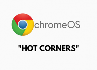"Chrome OS Could Get macOS' ""Hot Corners"" Feature"
