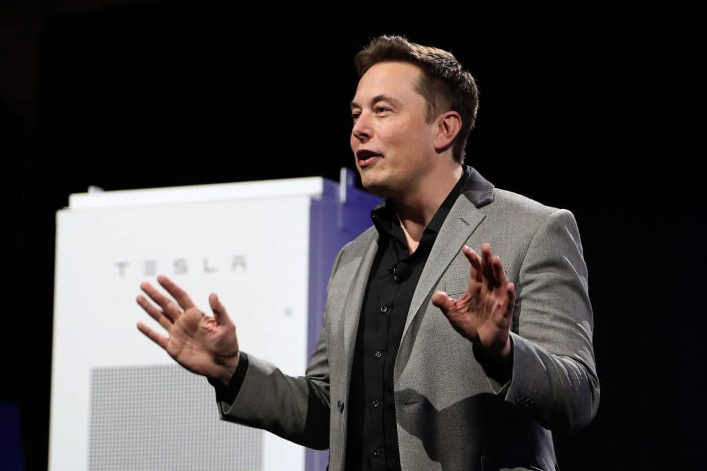 Elon Musk Hiring Applicants For Tesla: 'I don't care if you even graduated high school'