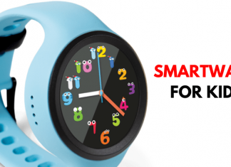 First Smartwatch For Kids By Sprint Which Can Track Location
