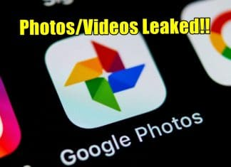 Google Apoligizes For Leaking Private Data Of Google Photos Users