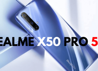 India's First 5G Smartphone Realme X50 Pro Confirmed To Launch This Month