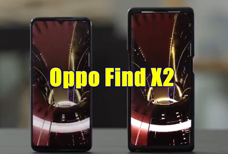This Video Teaser Reveals the Launch Date of Oppo Find X2 Series